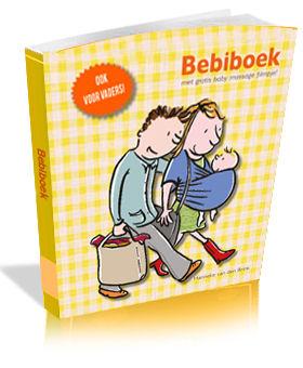 Hét Bebiboek, voor alle vaders en moeders met baby's, inclusief babymassagefilm!